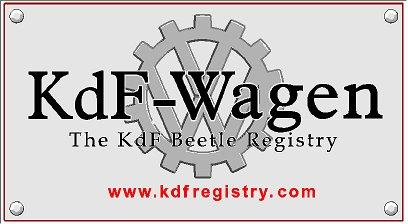 kdfregistry.com logo with rivets